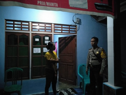 Warga Kecamatan Kelam Permai Resah, Tentang Maraknya Kabar Perampokan Atau Pencurian