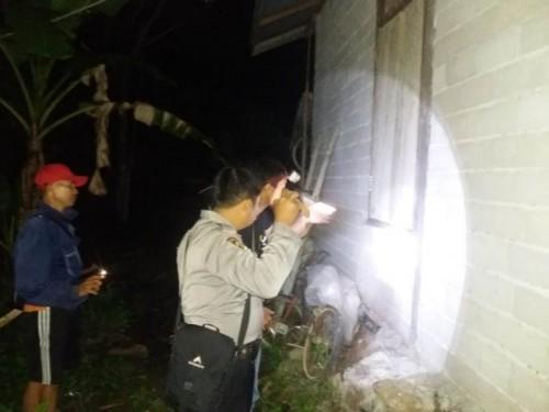 Rumah Warga Dusun Tekang Kelam Permai Nyaris Dibobol Maling